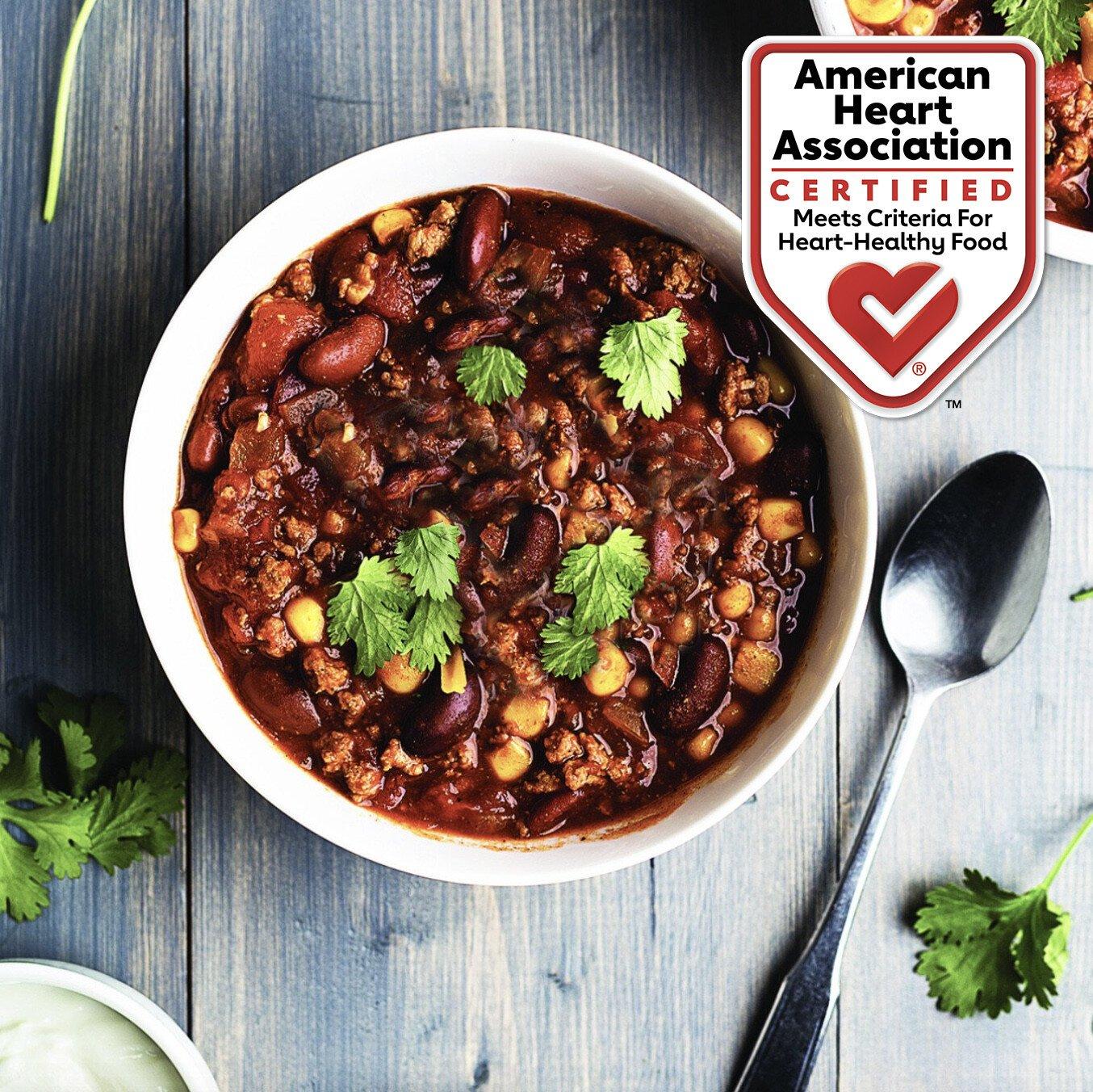 Heart-Healthy Chili