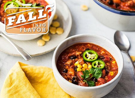 Hearty Plant-Based Chili